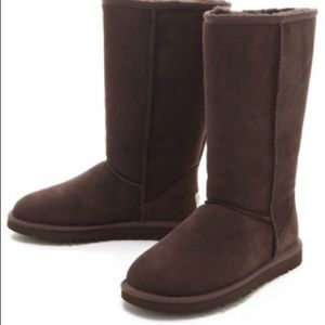 Classic Tall Brown Uggs